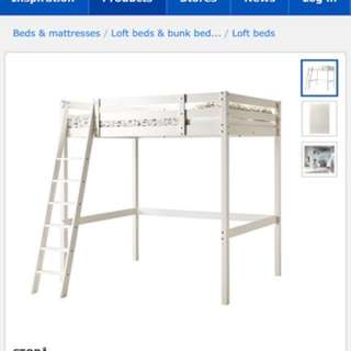 IKEA Loft Bed Easy To Assemble