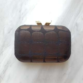 NEW! Kotur Minaudiere Clutch