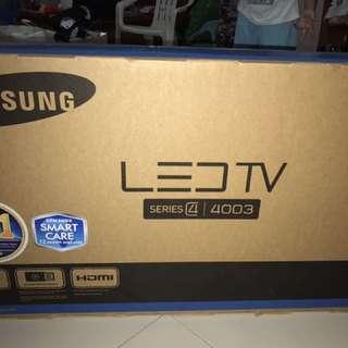 "32"" Samsung 4003 LED tV"