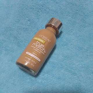 L'oreal Paris - True Match (Suntan W5.5)