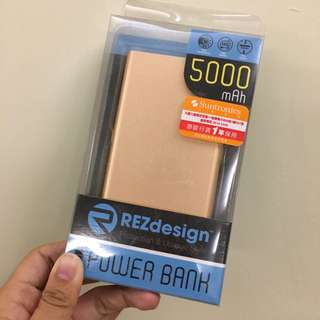 5000mAh Power Bank