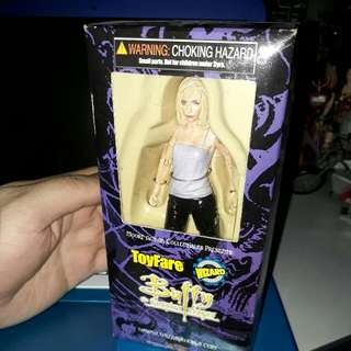 Toyfare Exclusive Buffy The Vampire Slayer