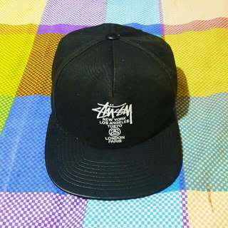 Stussy World Tour Cap