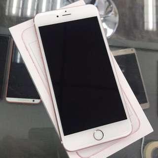 iPhone 6s Plus 16G 粉 97新