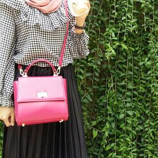 Everbest Clea Bag Pink