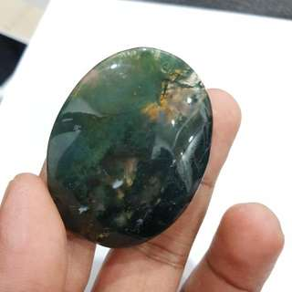 Natural Huge Moss Agate