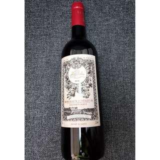 Carina Lau 2013 Bordeaux Superieur 劉嘉玲精選2013年紅酒 750ml x 1支