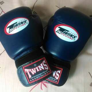 Twins Boxing Gloves Size 16