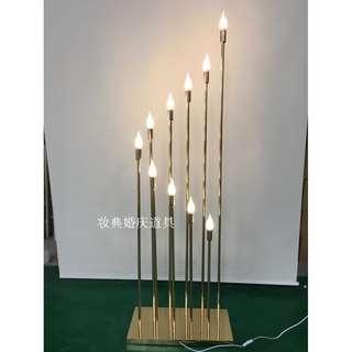 Metal Rod Light Stand