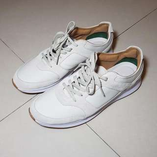 Lacoste Leather and Suede Sneakers (US 10)
