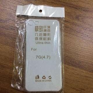 iPhone 7 Transparent Cover