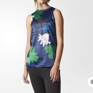 Adidas Floral Top