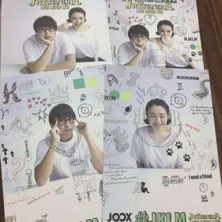 坤哥JW 演唱會贈品 (postcard)