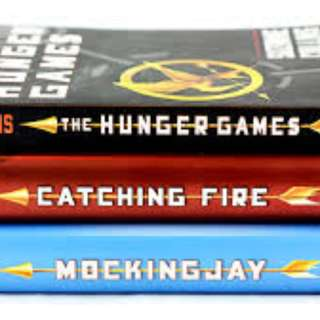 Hunger Games Trilogy Audiobook Collection