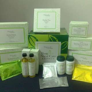 Amway Tropical Herbs Confinement Set