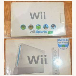 Wii Sports & Wii Play