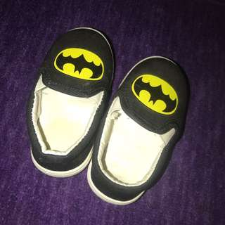Batman boy shoes