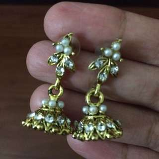 Earrings From India