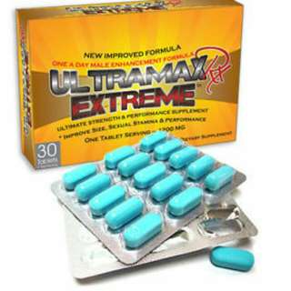 Ultramax Extreme - #1 Penis Enlargement Supplement