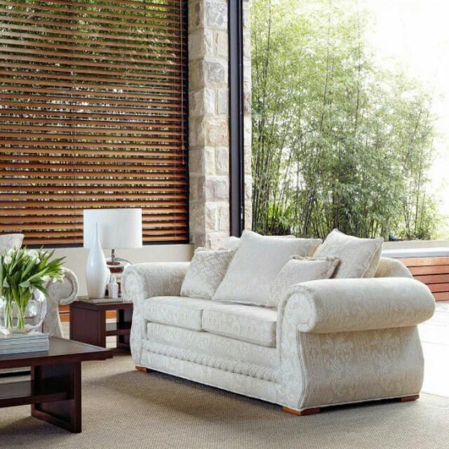 2 X Tuscany Sofas