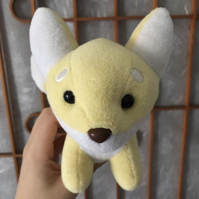 小狐狸🦊娃娃