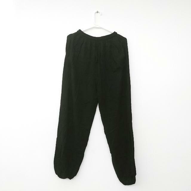 正色大象褲