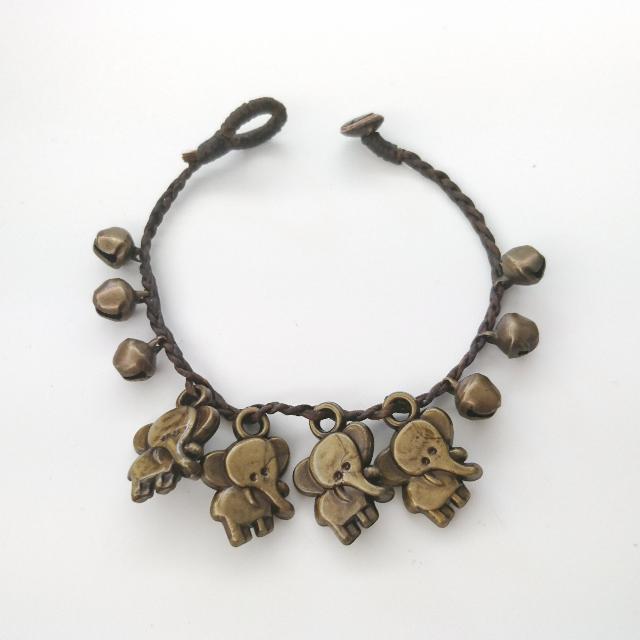 精緻老撾手工手鍊 Handmade bracelet from Laos