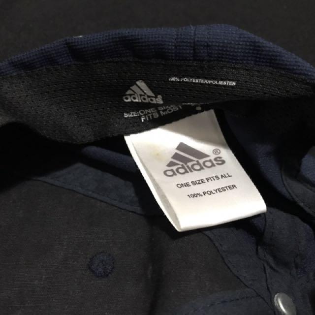 Addidas Navy Blue Hat