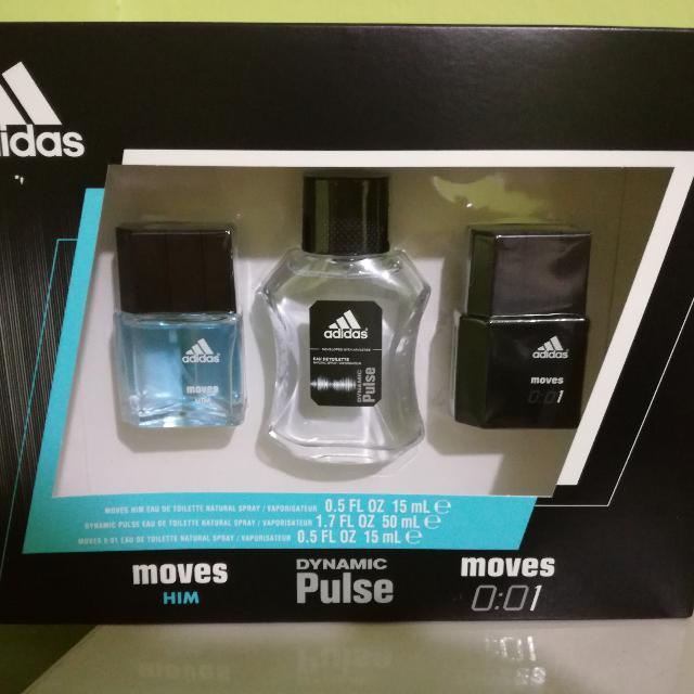 Adidas Perfume Gift Set