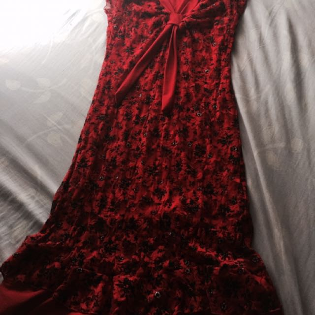 Alexandre Lace Dress