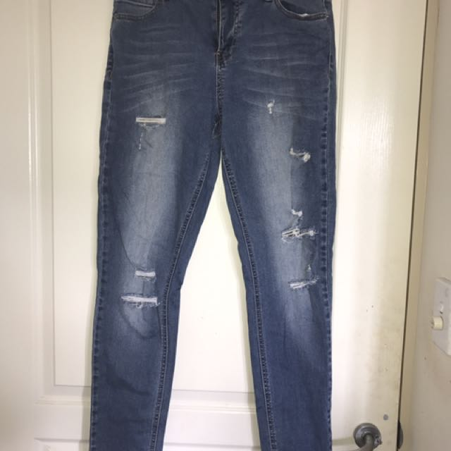 Ally Jeans