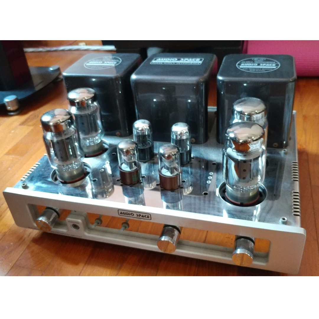AS-6i REB Stereo Tube Integrated Amplifier (Audio Space