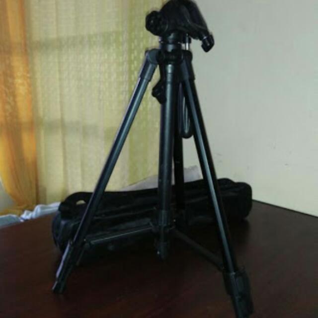 Tripod Kamera Attanta Kaiser 203