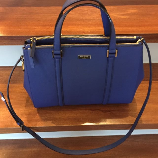 Auth Bnew Loden Kaye Spade From LA USA