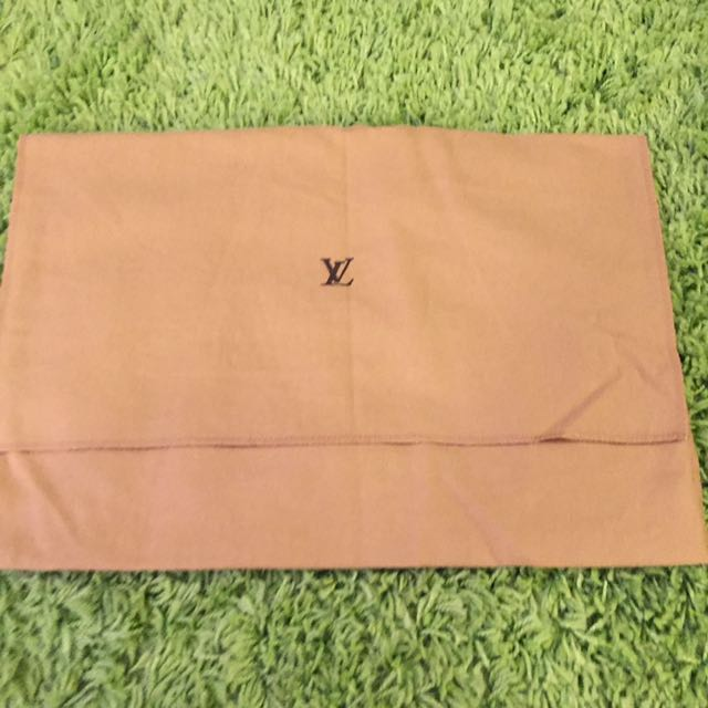 Authentic Louis Vuitton Dustbag