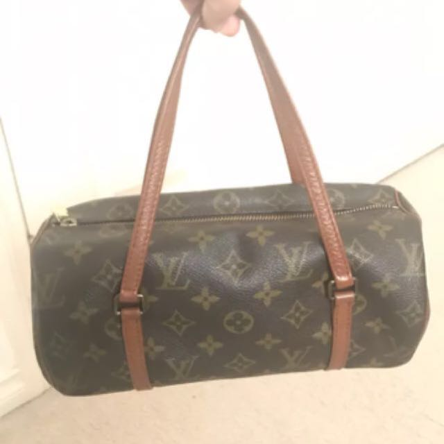 Authentic Louis Vuitton Papillon 26 Vintage