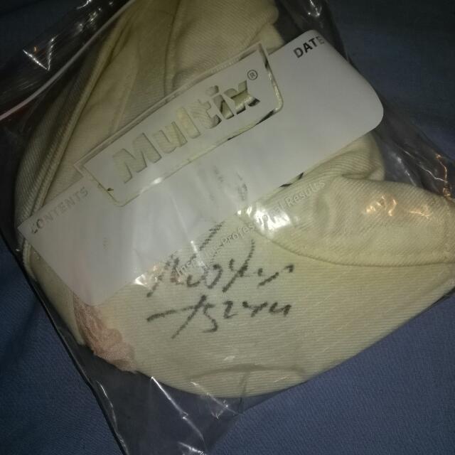 Autographed Kostya Tzyu Hat