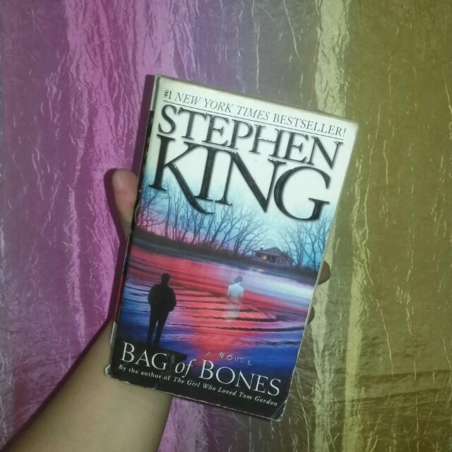 Stephen King: Bag of Bones Book