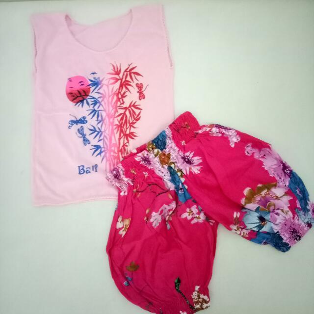 Baju Bayi Bali