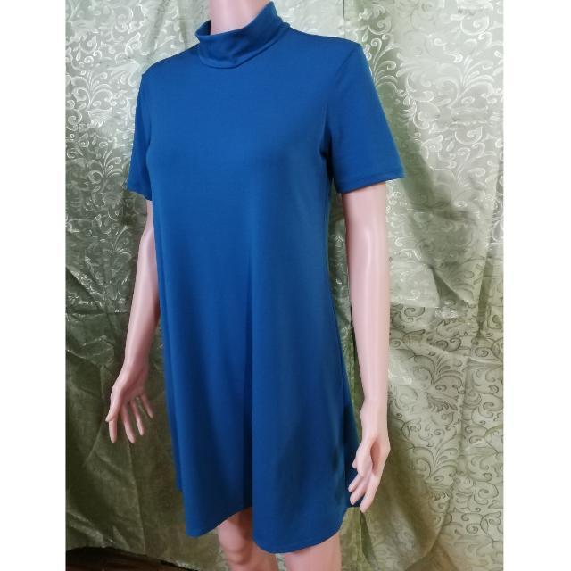 8403ed5a03f07 BCBGeneration Turtle Neck Shirt Dress