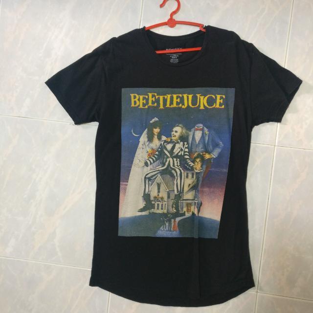 Beetlejuice shirt
