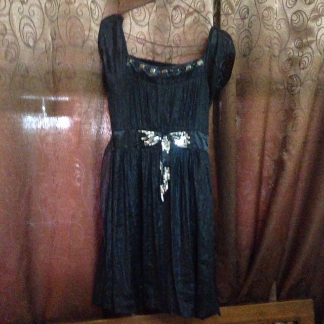 Black Dress Preloved