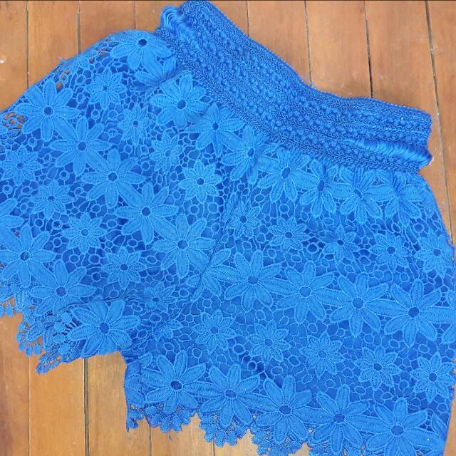 Blue Shorts ☺