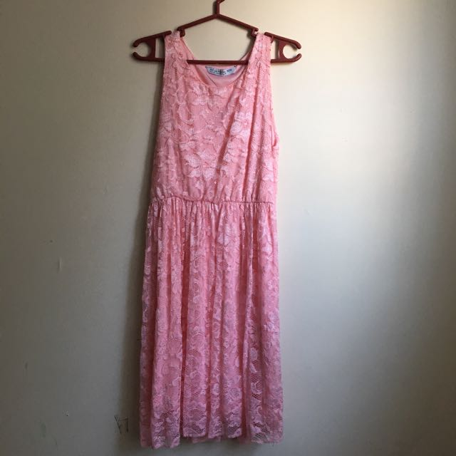 Bluenotes Pink Dress