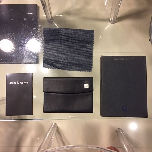Bmw business card holder mens fashion accessories on carousell colourmoves