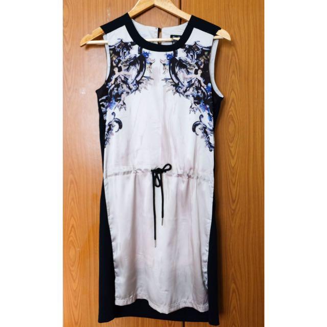 Ladies' Drawstring Dress