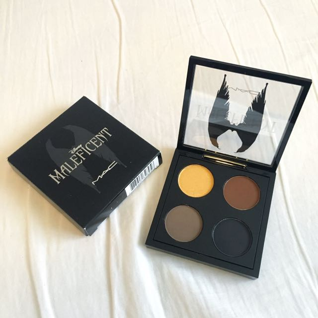 BNIB MAC Malificent Palette