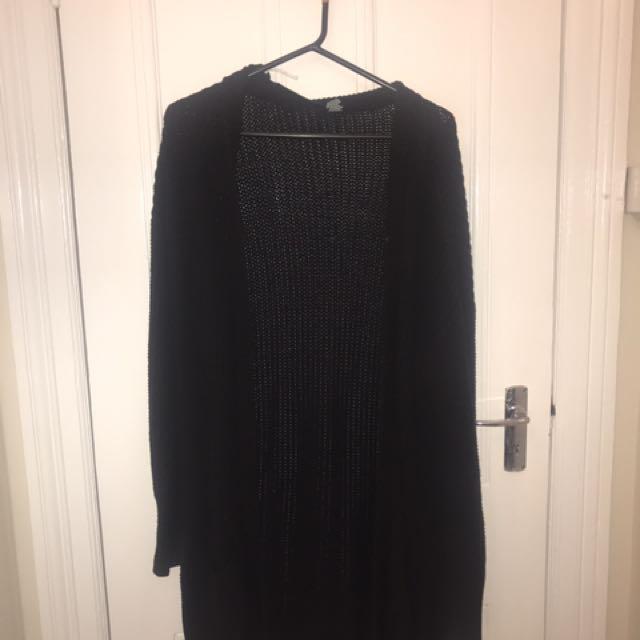 Bonds Black Cardigan size M