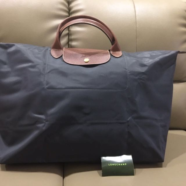 3919e566066b BRAND NEW LE PLIAGE TRAVEL BAG XL, Women's Fashion, Bags & Wallets ...