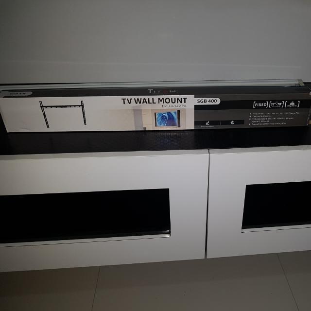 Brand New Titan Sgb400 Tv Wallmount Brackets Supports 37 70 Tv
